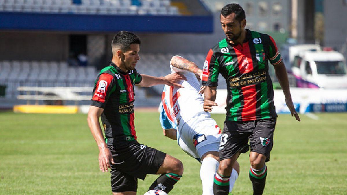 Palestino logra valioso triunfo ante Antofagasta y lucha por entrar a la Liguilla