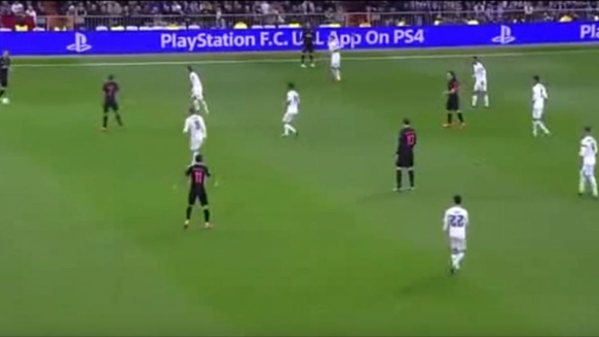 Relator chino es despedido por quedarse dormido en partido del Real Madrid