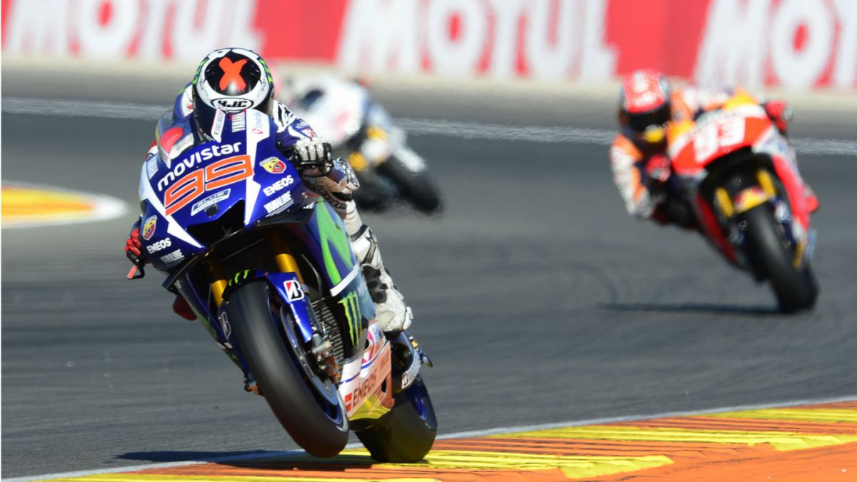 Moto GP: Jorge Lorenzo consigue la pole en el Gran Premio de Valencia
