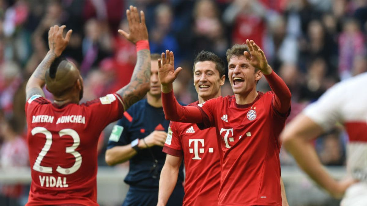 Conoce el once ideal de la fase de grupos de la Champions League 2015-2016