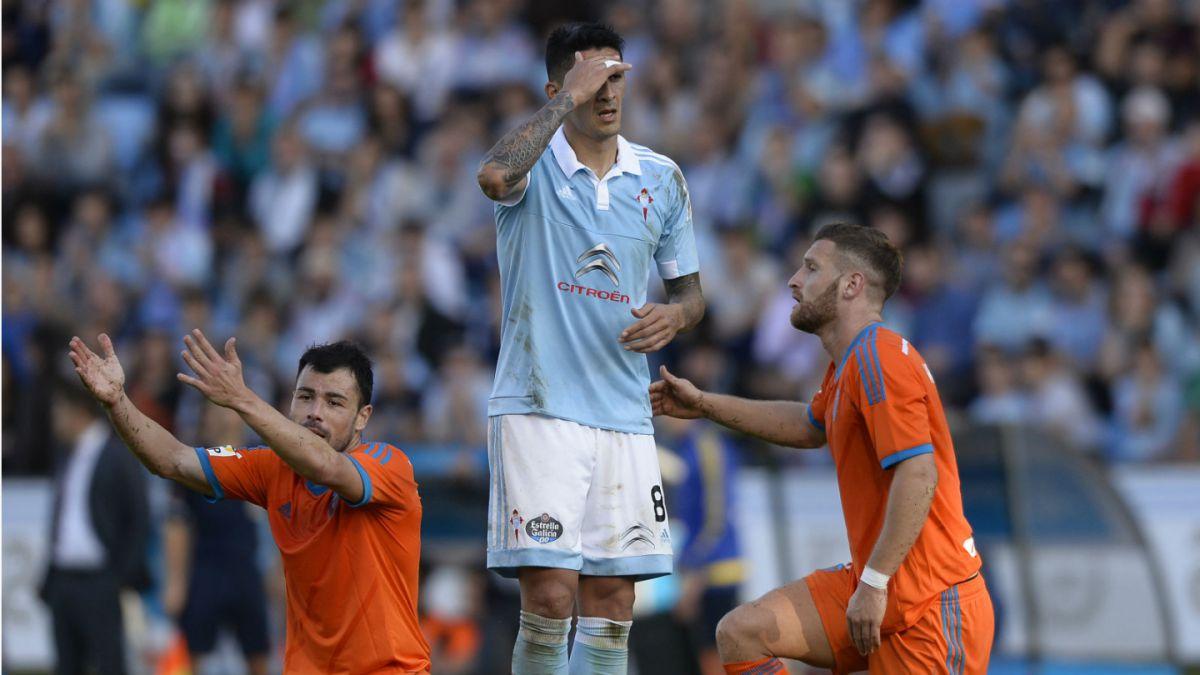 Celta de Orellana y Hernández cae goleado como local ante Valencia