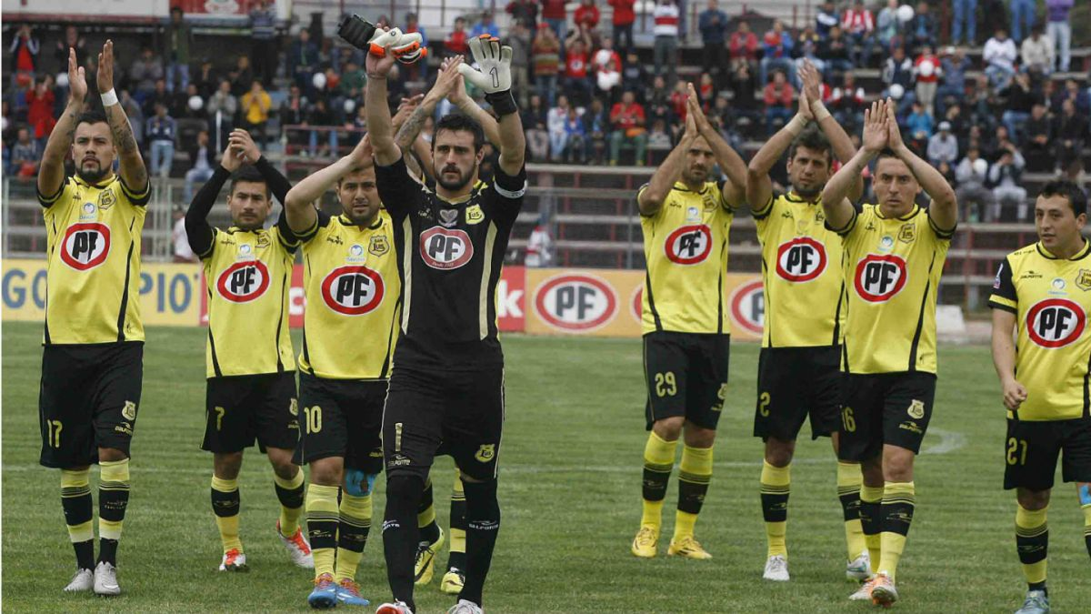 San Luis derrota a Unión La Calera y sale del último lugar del Apertura