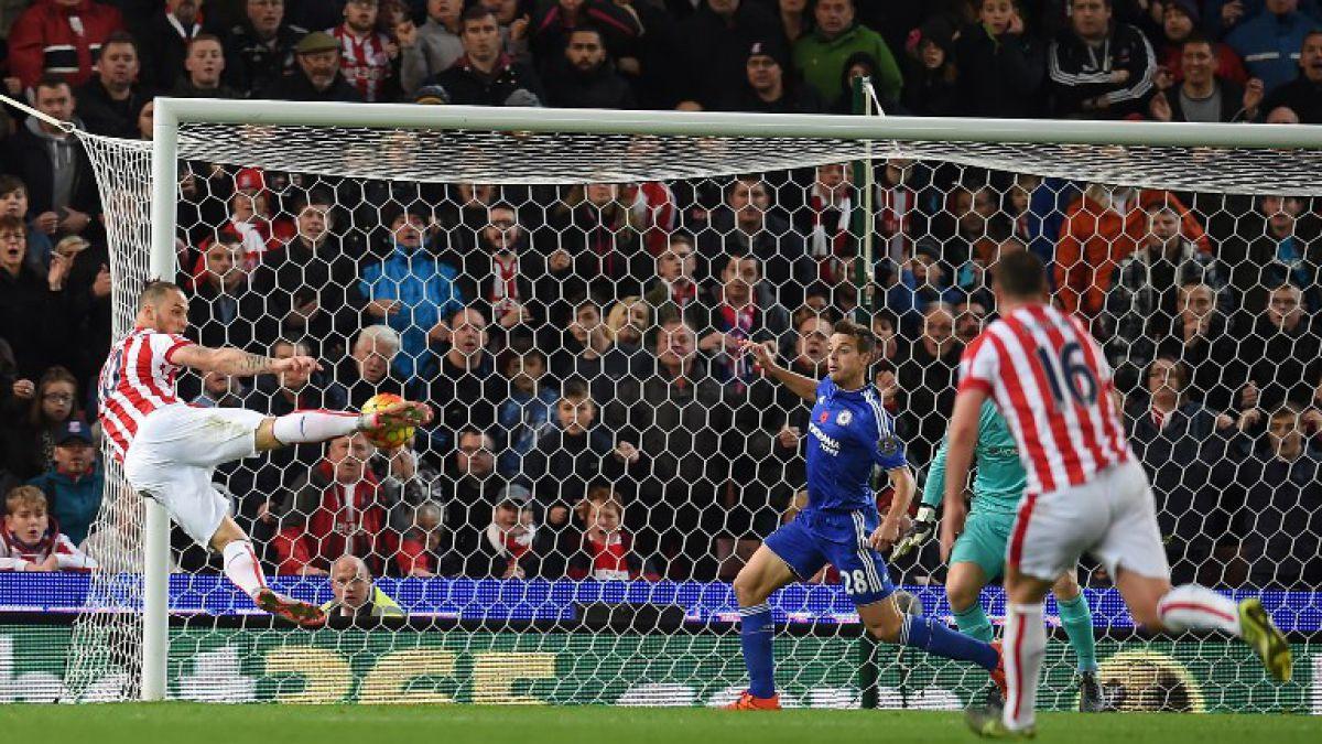Chelsea de Mourinho cae en la Premier y queda a tres puntos de zona de descenso