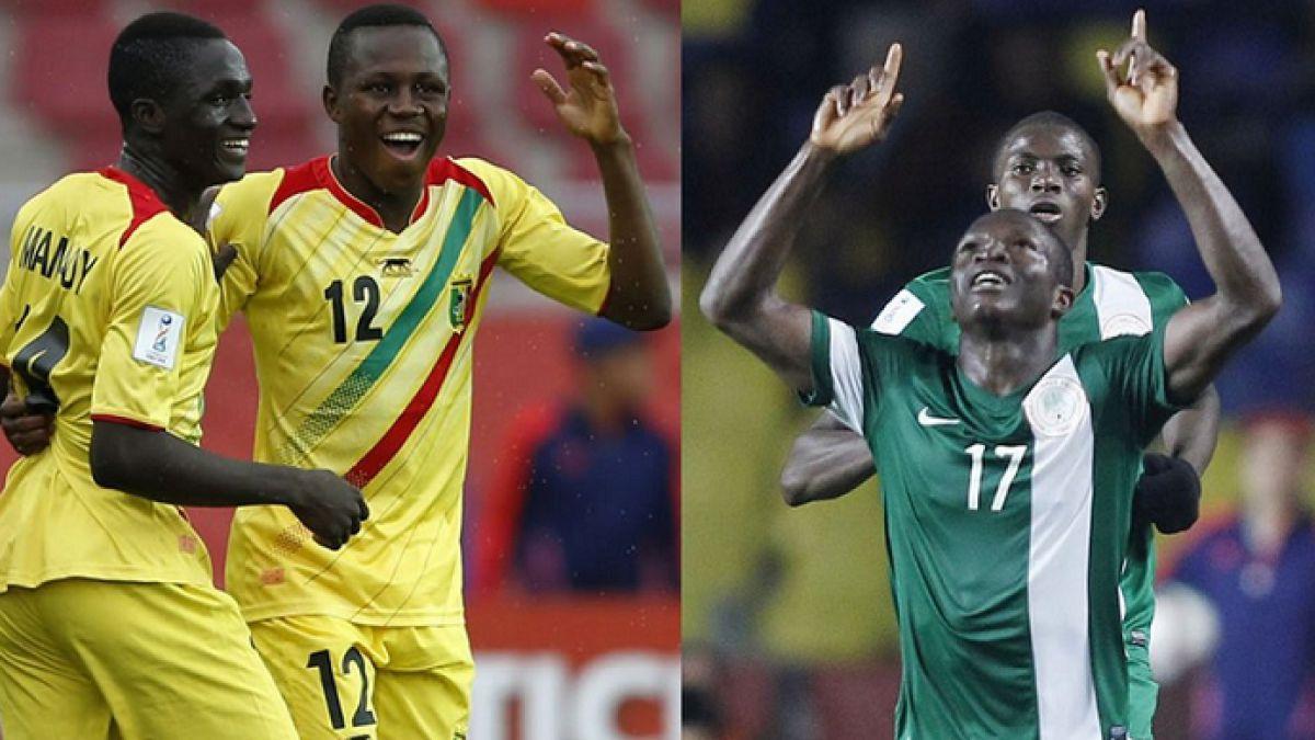 Malí y Nigeria animarán final africana en el Mundial Sub 17