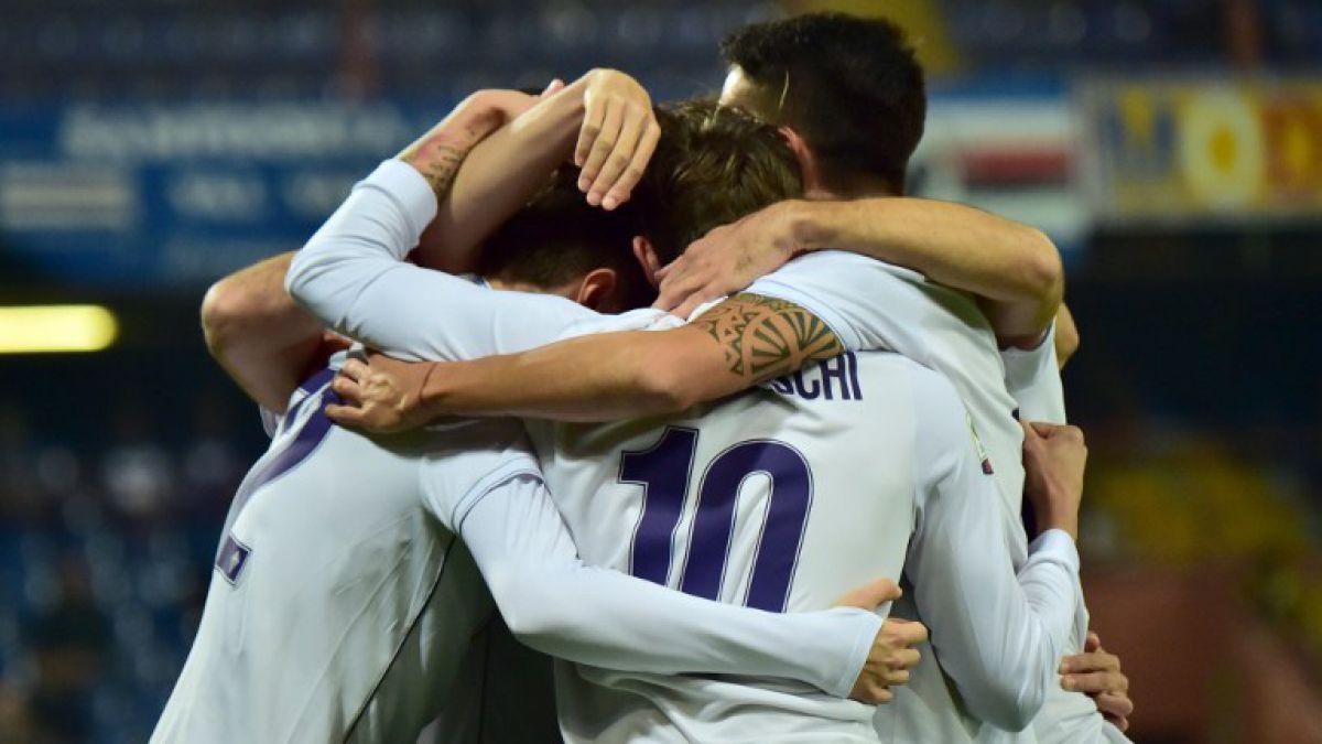 Fiorentina con Matías Fernández gana y alcanza a Inter de Medel en la cima