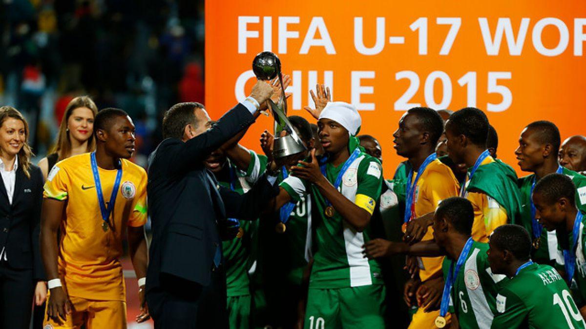 Nigeria logra la corona y se convierte en pentacampeón del Mundial Sub 17