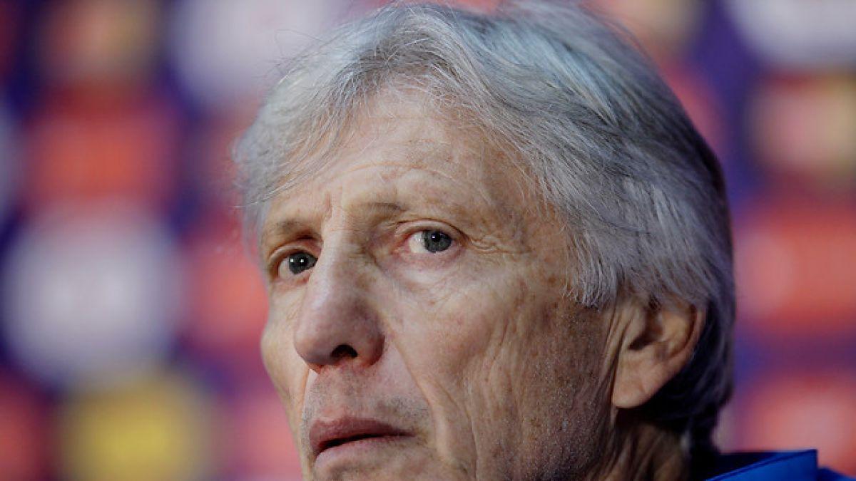"""José Pékerman: """"Chile está dentro de los equipos de élite"""""""