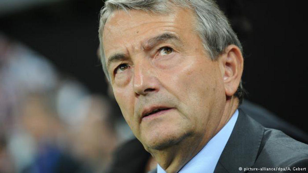 Renuncia el presidente de la Federación Alemana de Fútbol, Wolfgang Niersbach