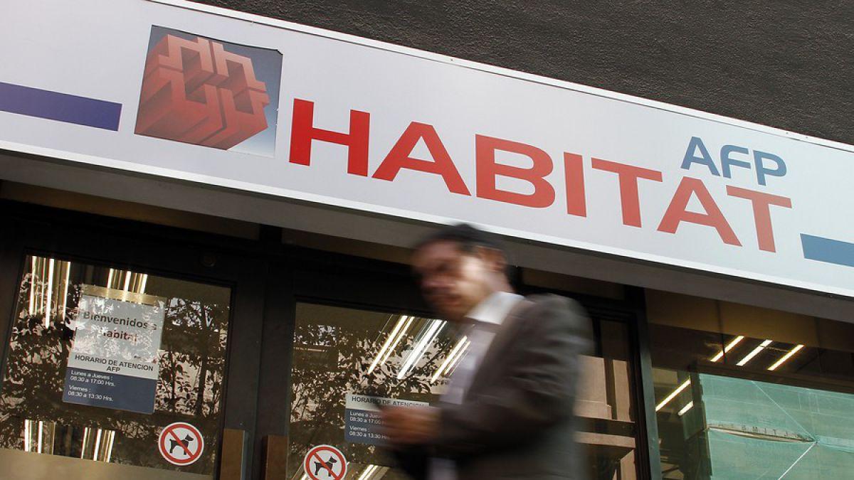 """AFP Habitat por reorganización de Enersis: """"La apreciación preliminar no es favorable"""""""
