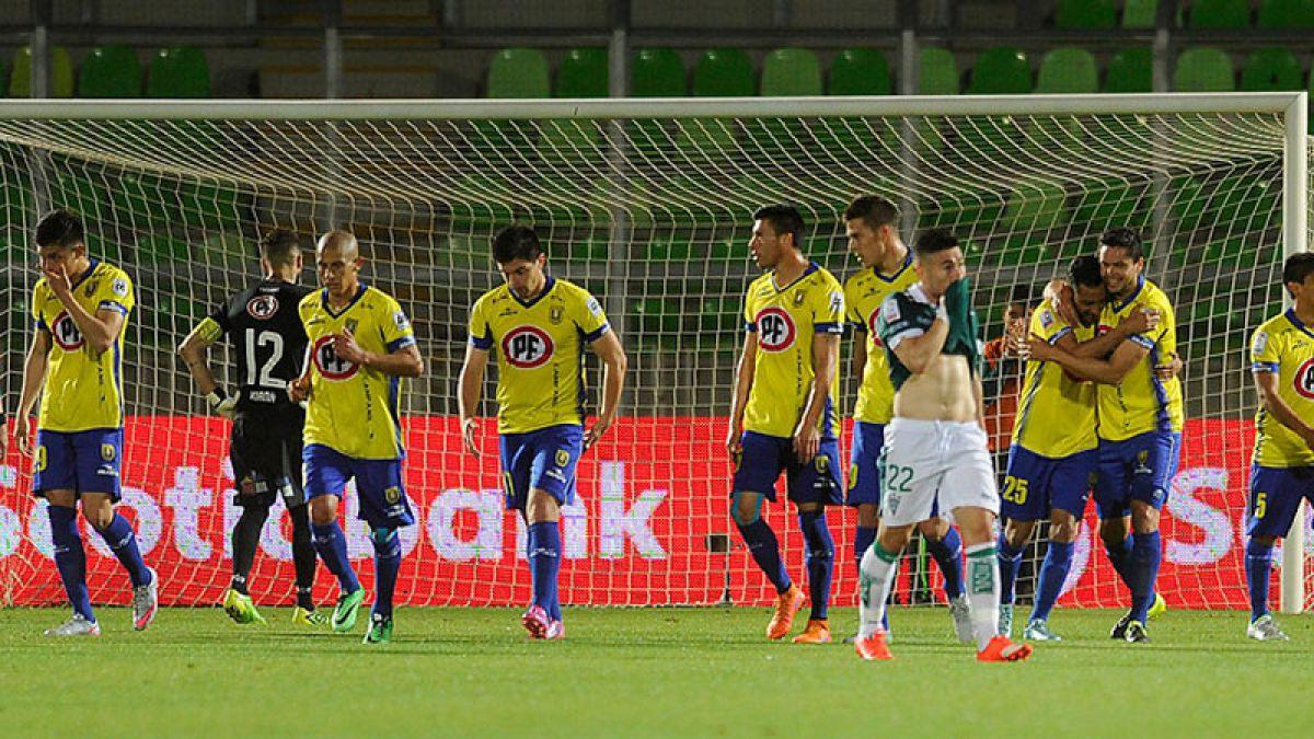 No abandona la pelea por el título: U. de Concepción venció a Wanderers