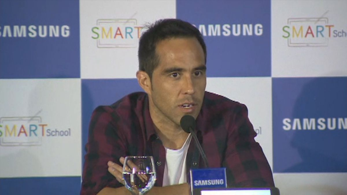[VIDEO] Bravo sobre Alexis y Vidal: Armar una polémica entre dos compañeros no tiene sentido