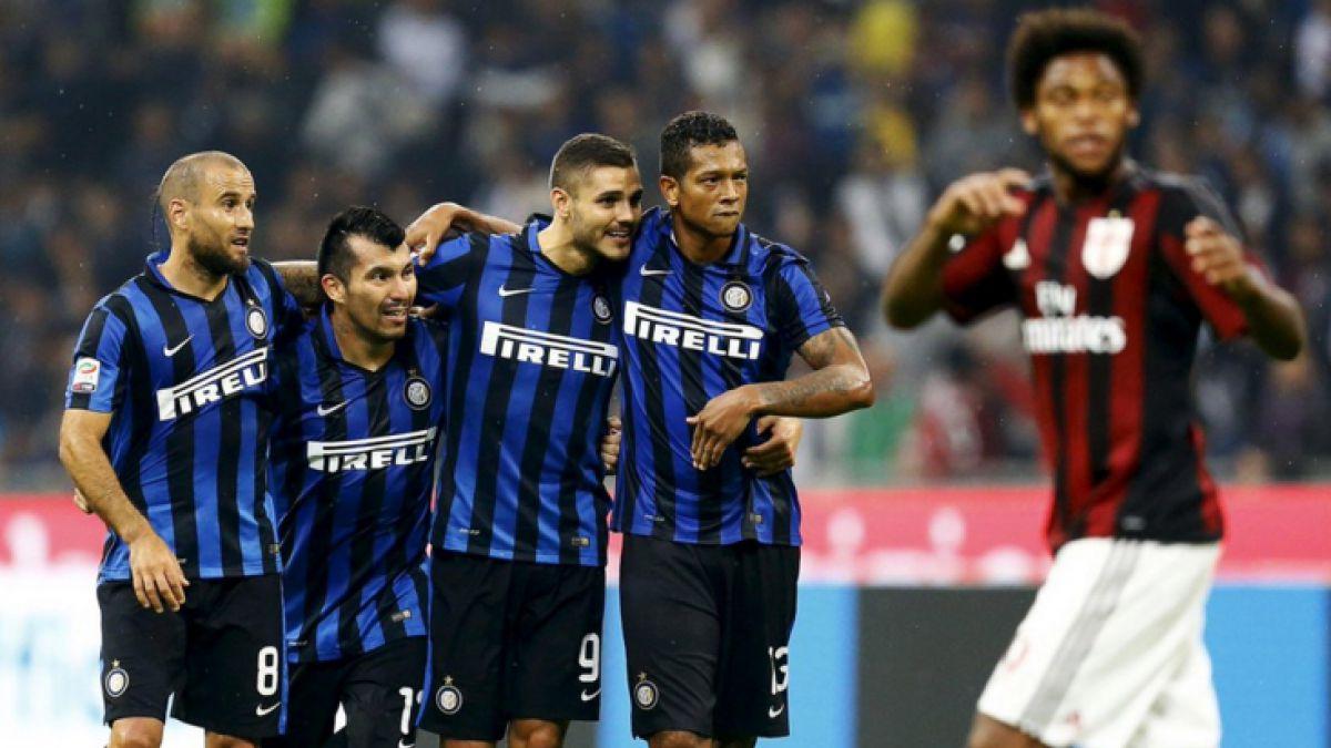 [GOL A GOL] Inter de Gary Medel sale a defender el liderato en Italia