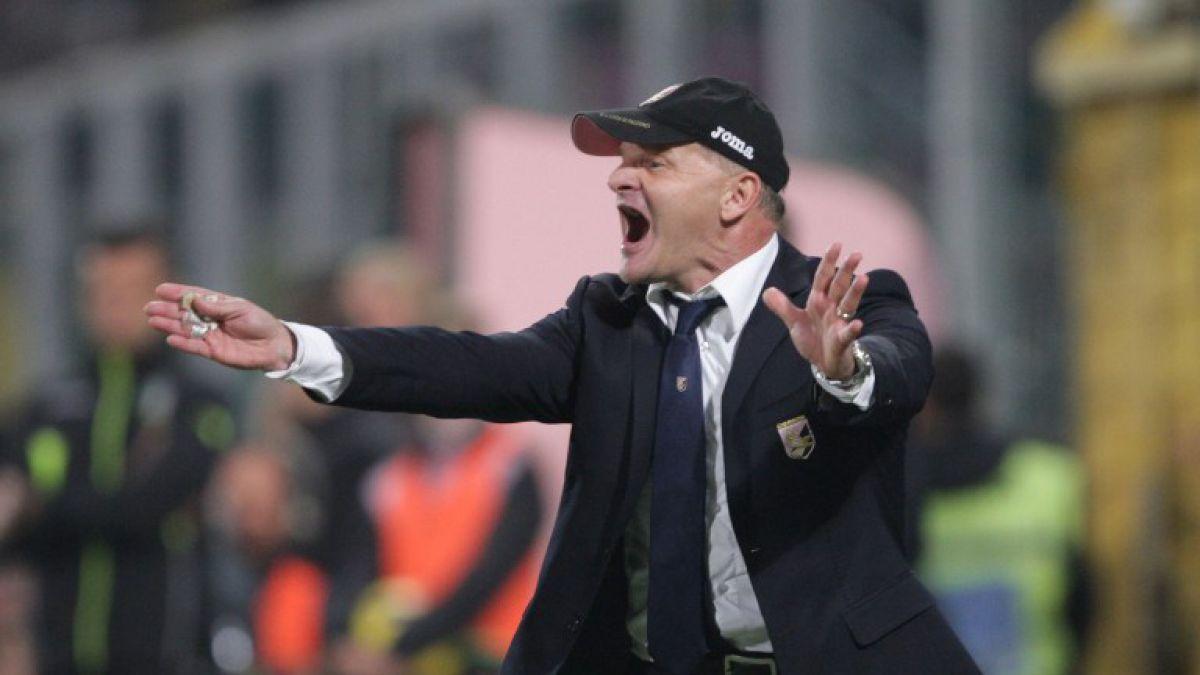 El club de la primera división italiana que ha destituido a 29 entrenadores desde 2002