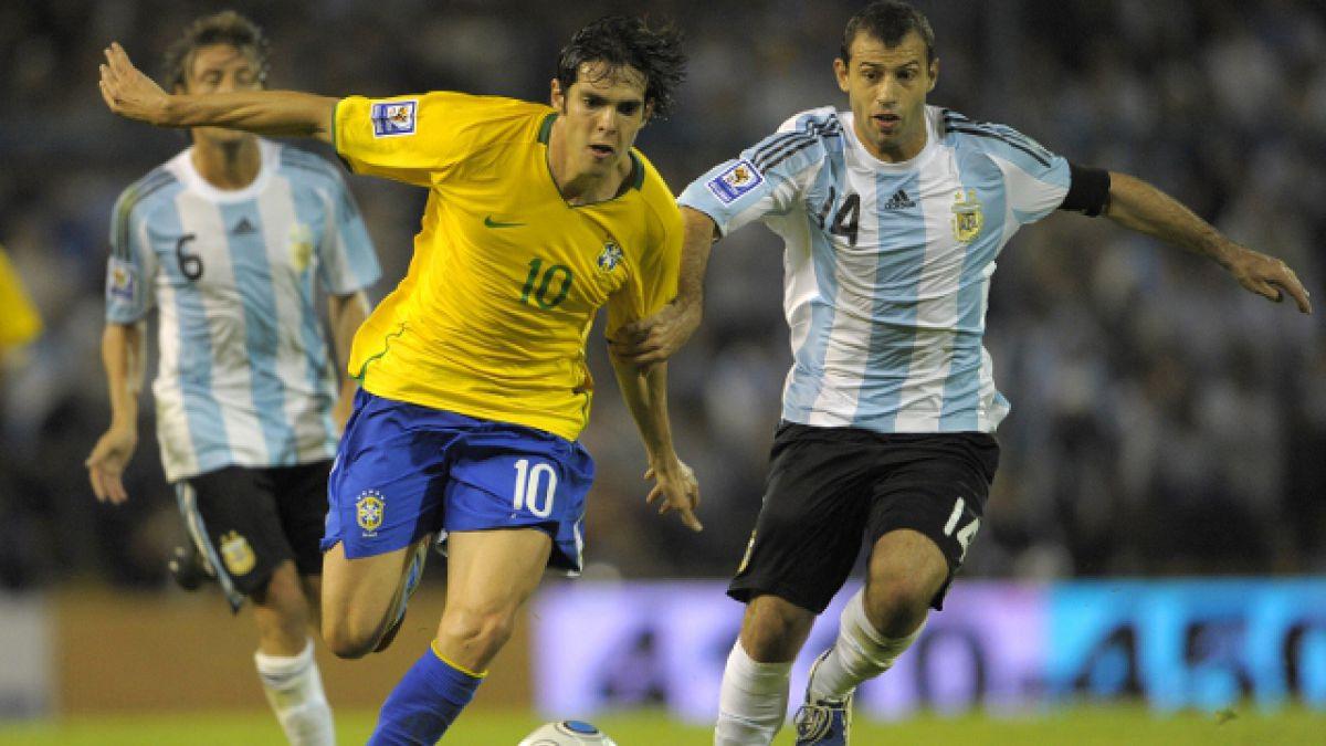 Frente a frente: cómo llegan Argentina y Brasil al Clásico de Sudamérica