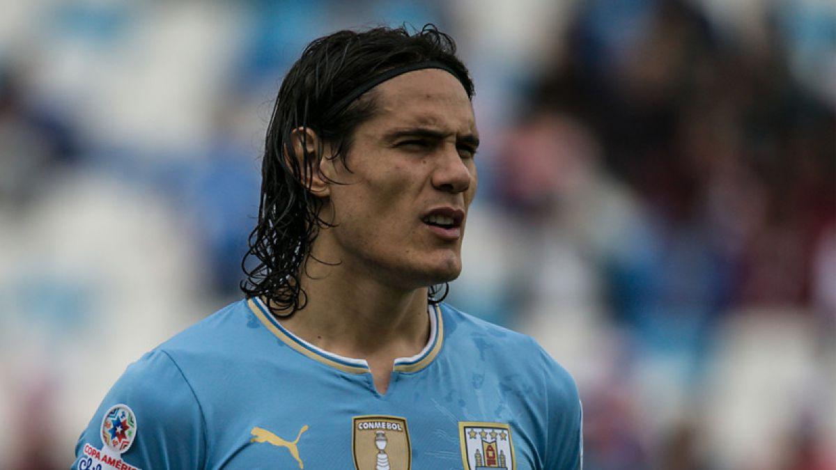 Cavani y su regreso a la selección uruguaya: Llego a muerte para defender la celeste