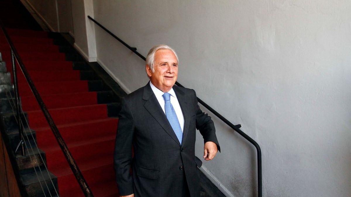 Herman Chadwick confirma que no habrá consejo extraordinario de Sofofa por suspensión a CMPC