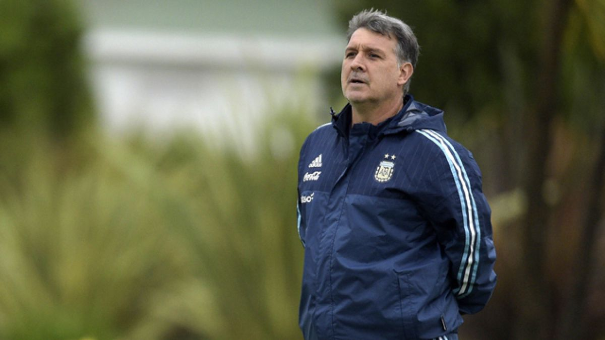 """Gerardo Martino: """"Es un alivio para cualquier rival que no juegue Messi"""""""