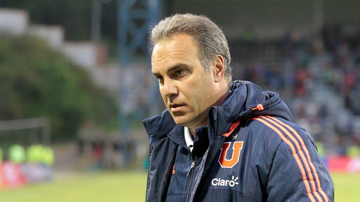 Martín Lasarte es hospitalizado por dolores de cabeza