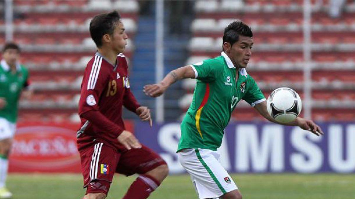 Sin margen de error, Bolivia y Venezuela chocan en La Paz por Clasificatorias