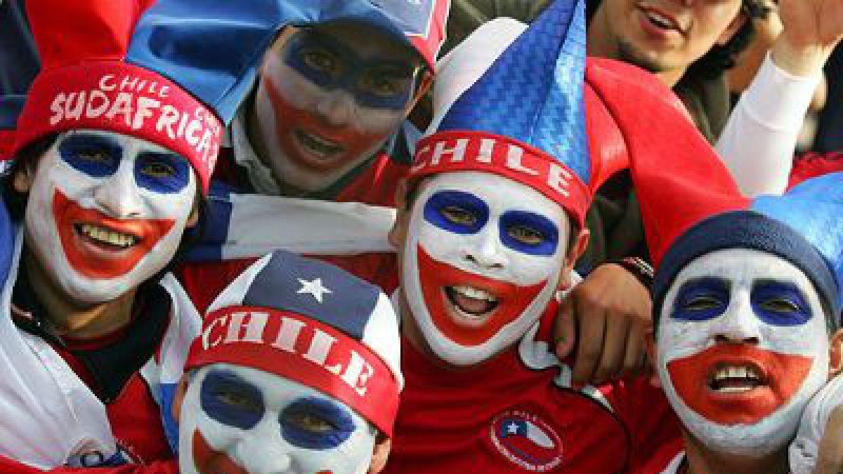 Los hinchas se toman las redes sociales en la previa Chile-Colombia