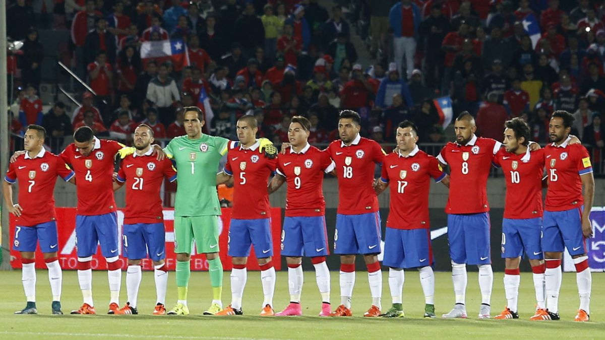 Los nuevos horarios de La Roja en la Copa América Centenario 2016