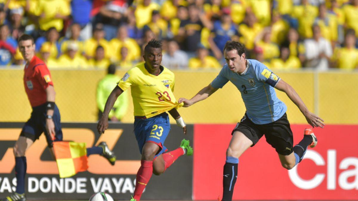 [MINUTO A MINUTO] Ecuador y Uruguay van por el liderato de las Clasificatorias