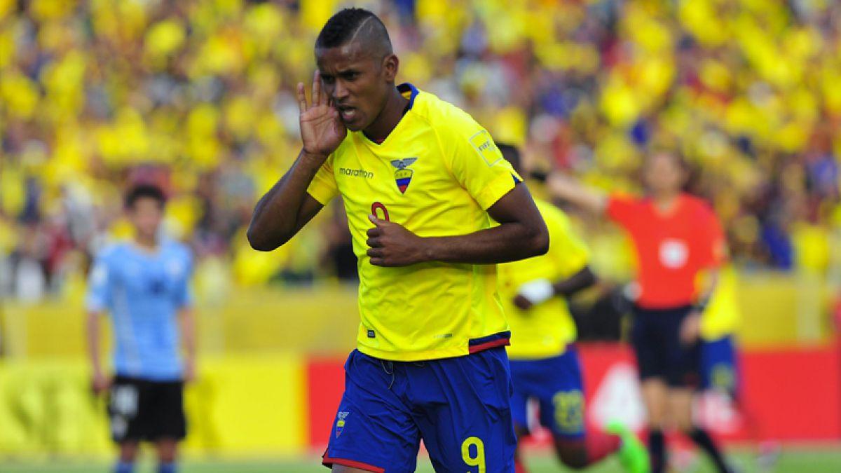 Se hace fuerte de local: Ecuador triunfa y saca a Uruguay del liderato