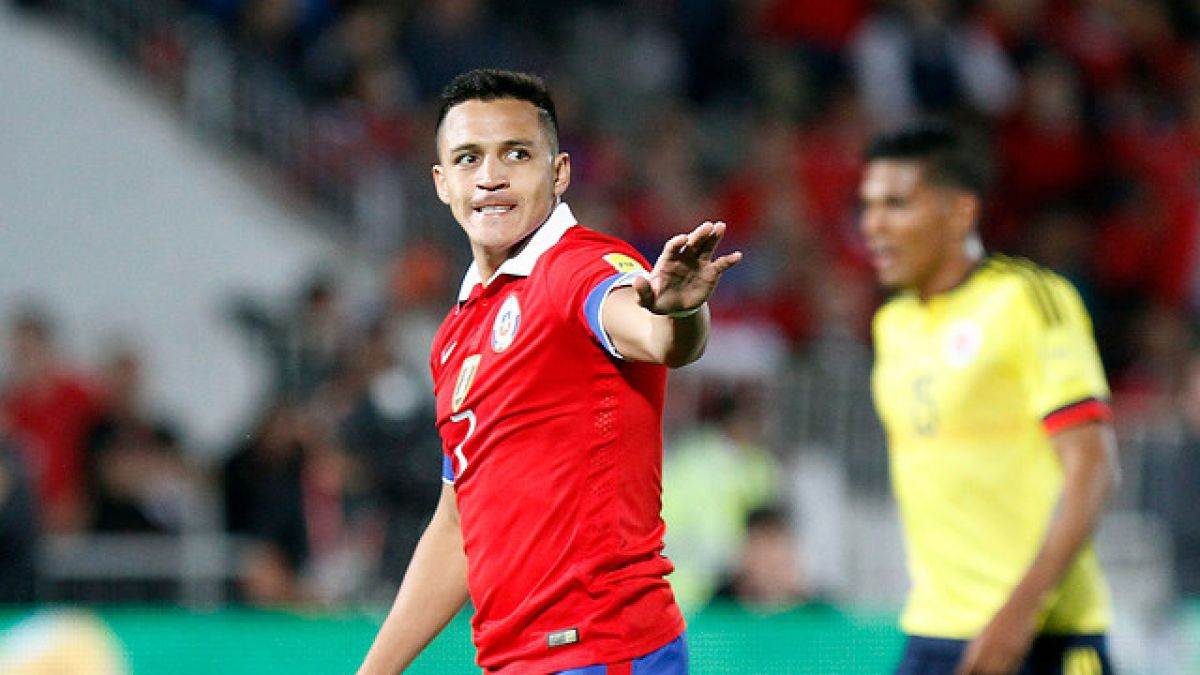 [EN VIVO Tele13 Radio] Chile y Colombia empataron 1-1 en el Estadio Nacional