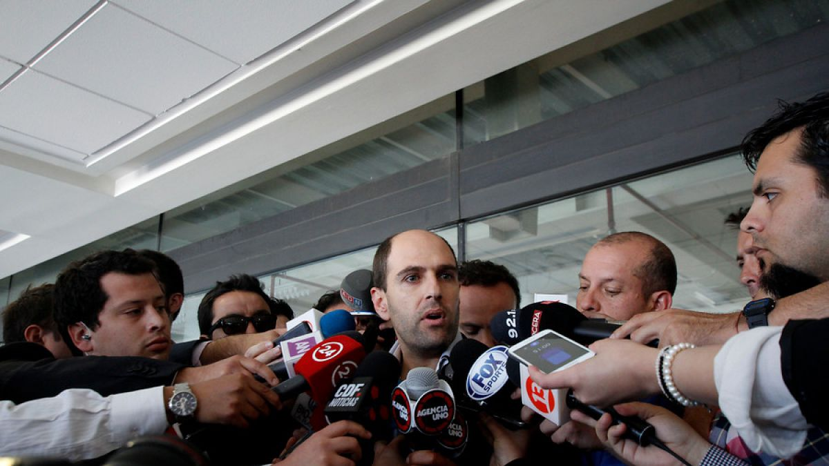 Sergio Jadue deja su cargo como presidente de la ANFP