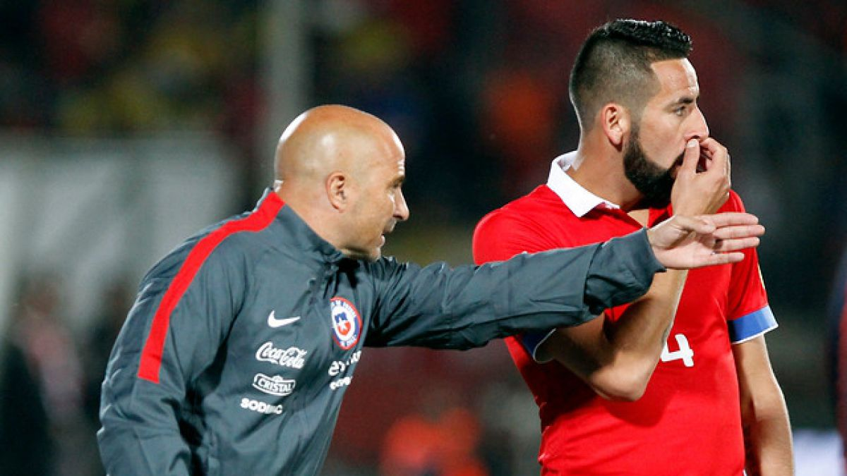 """Jorge Sampaoli: """"El resultado termina siendo lo más justo"""""""