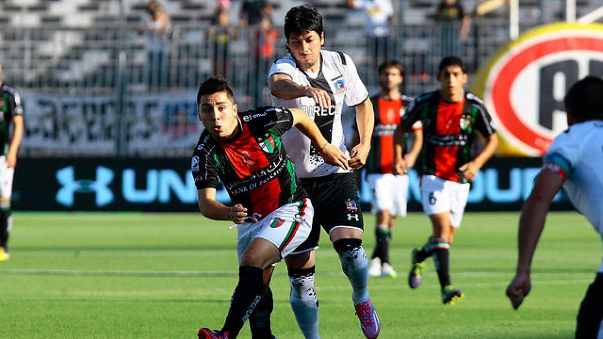 Palestino finalmente recibirá a Colo Colo en el Nacional por la 13ª fecha del Apertura