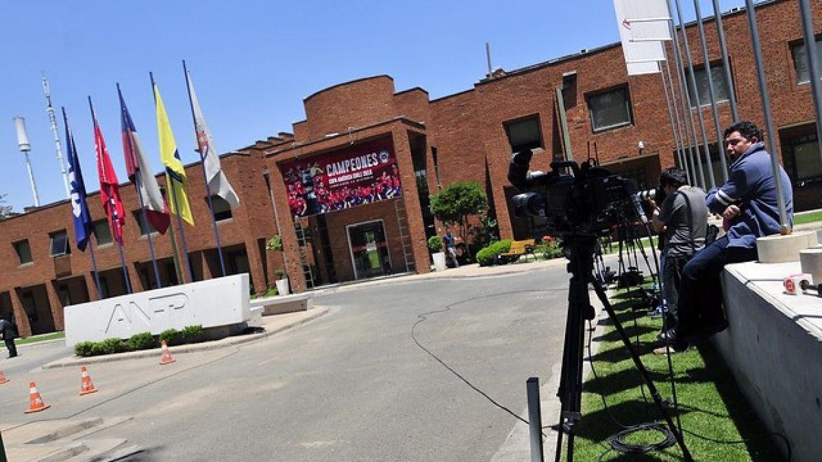 ANFP enfrenta viernes clave tras salida de Sergio Jadue