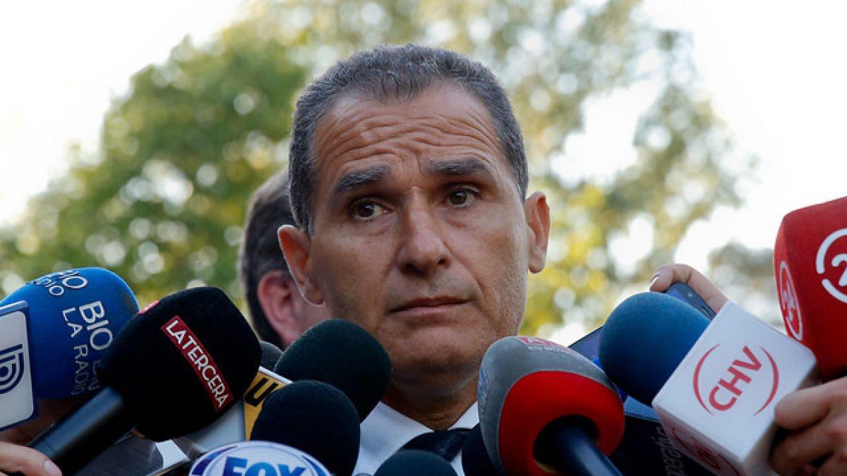 Presidente interino de la ANFP descarta partida de Sampaoli ante caso Jadue