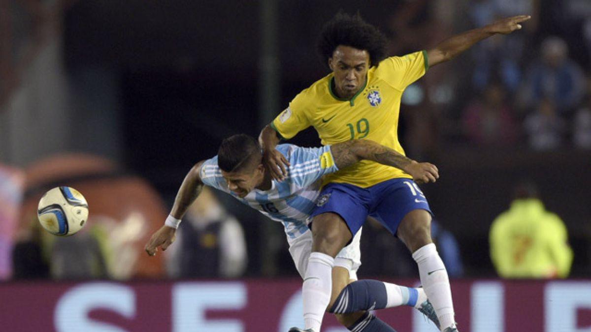[MINUTO A MINUTO] Argentina está venciendo a Brasil en Buenos Aires