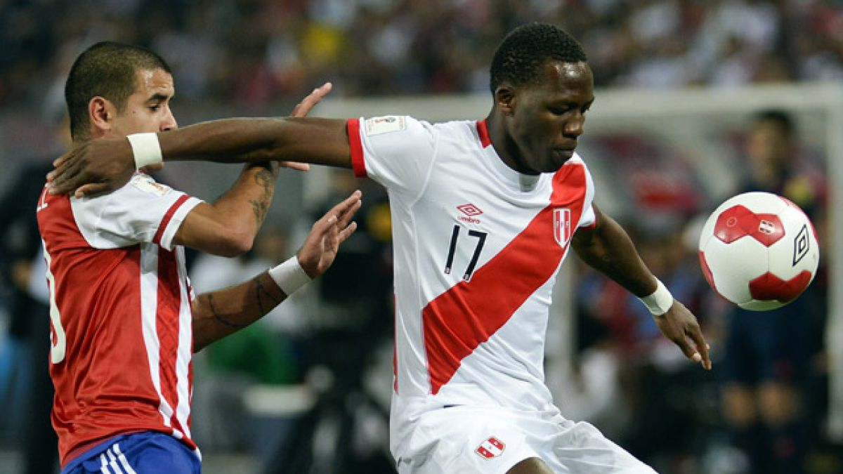 [MINUTO A MINUTO] Perú está venciendo a Paraguay en Lima por las Clasificatorias