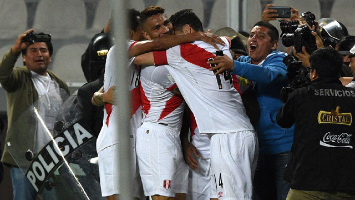 Perú venció a Paraguay y suma su primera victoria en las Clasificatorias