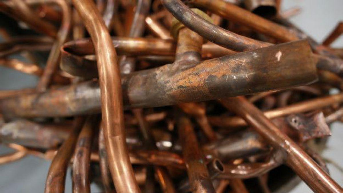 Precio del cobre en picada: llegó a su menor nivel desde 2009