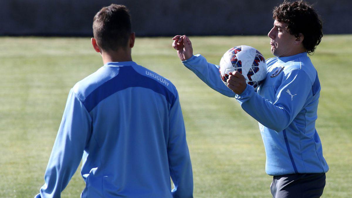 """Mathías Corujo: """"Sabemos que Chile es un equipo muy bueno"""""""
