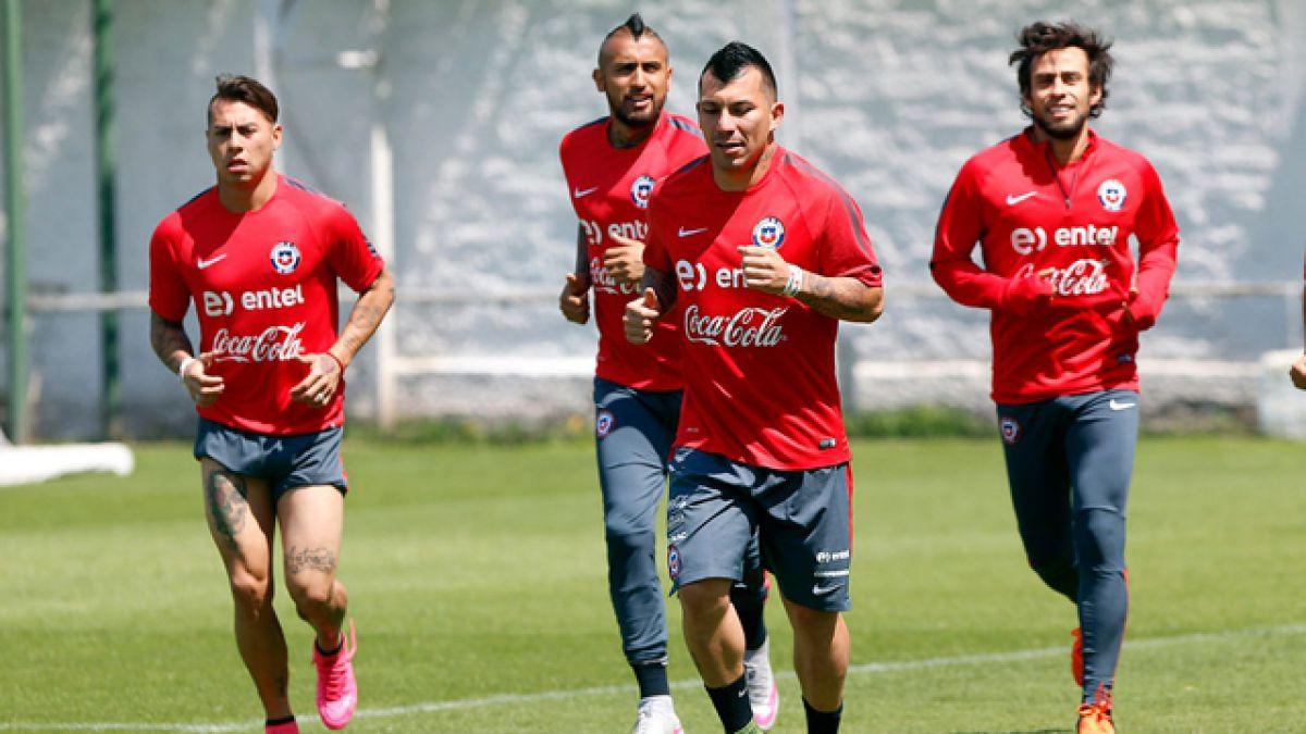 La posible formación de Chile para enfrentar a Uruguay en Montevideo