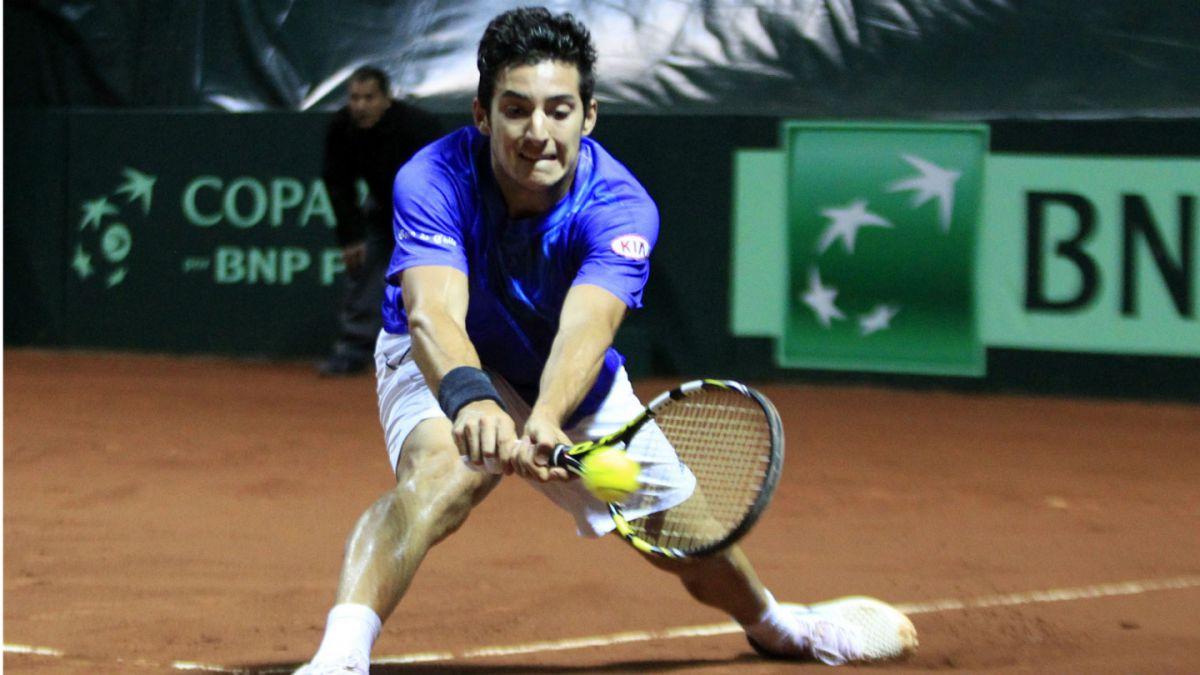 No hay final para Garín: Tenista chileno cae en semifinales de Challenger de Buenos Aires