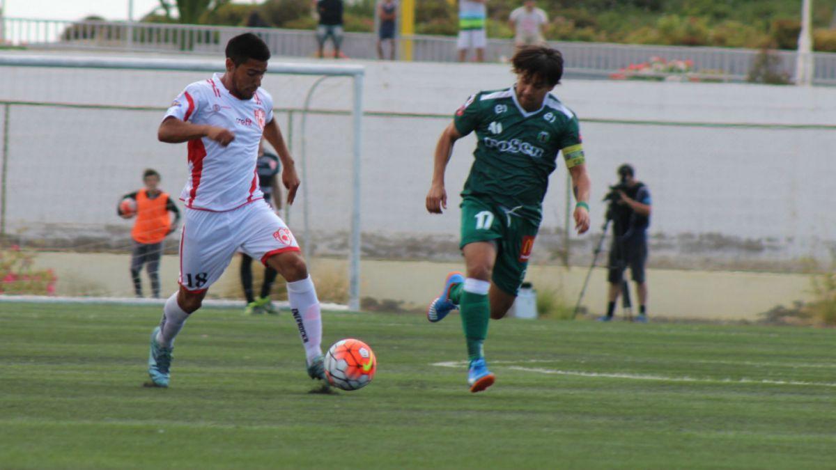 Primera B: Temuco derrota a Copiapó y sigue su racha triunfal en el ascenso