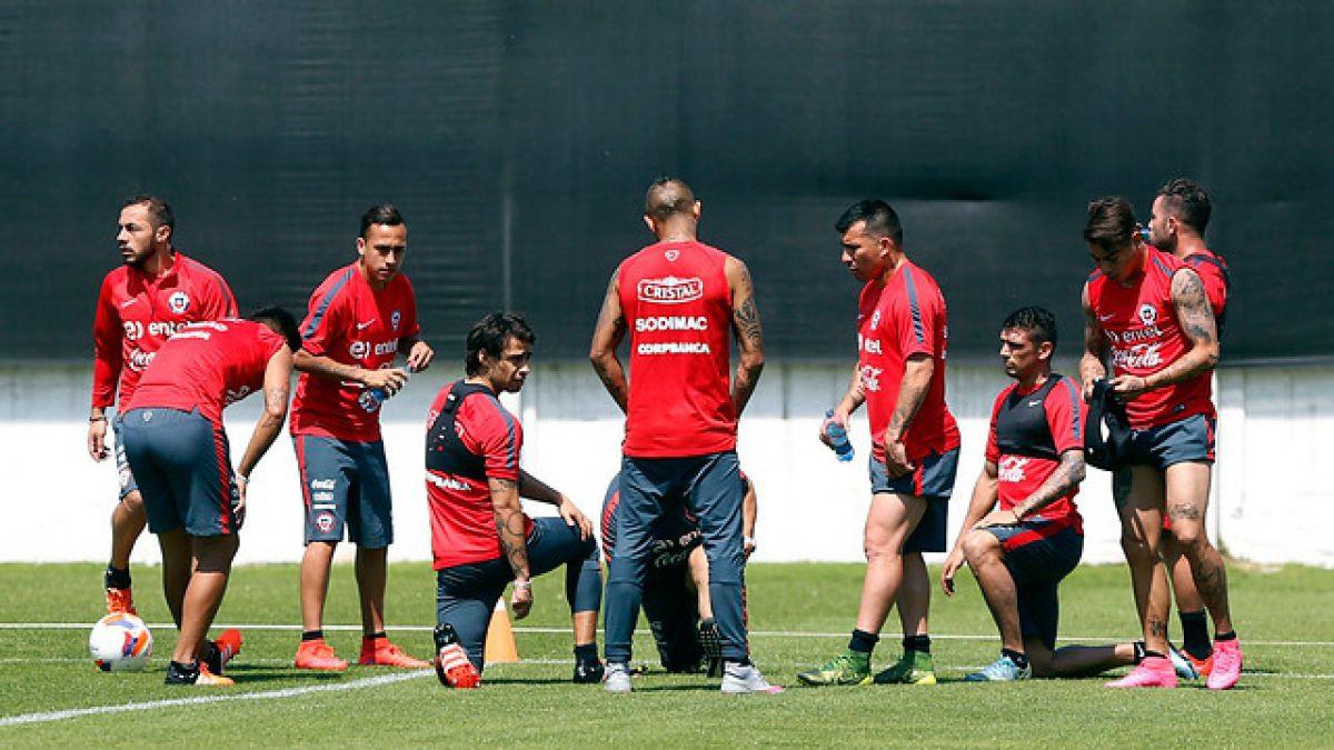 """La oncena de la """"Roja"""" que Jorge Sampaoli evalúa presentar ante Uruguay"""