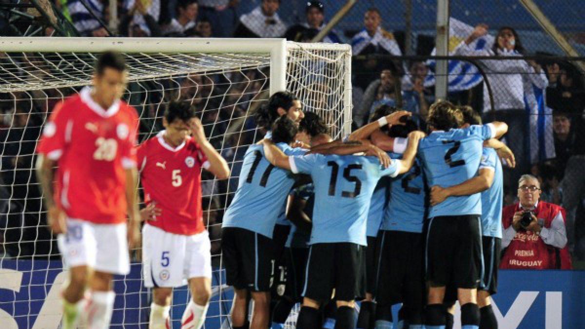 Contra la historia por Clasificatorias: El negativo registro de Chile ante Uruguay en el Centenario