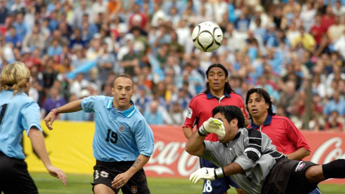 El polémico Javier Chevantón felicitó a la Roja por su nueva Copa América