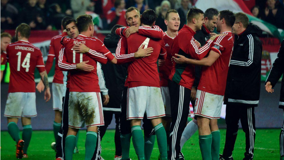 Hungría derrota a Noruega y vuelve a jugar una Eurocopa luego de más de 40 años