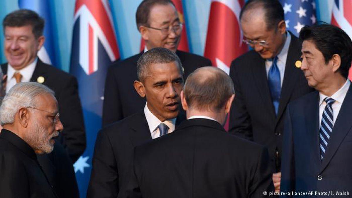 El G20 quiere acabar con la financiación de los terroristas
