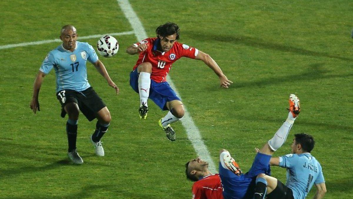 Chile sale a buscar triunfo histórico ante Uruguay y mantener su invicto