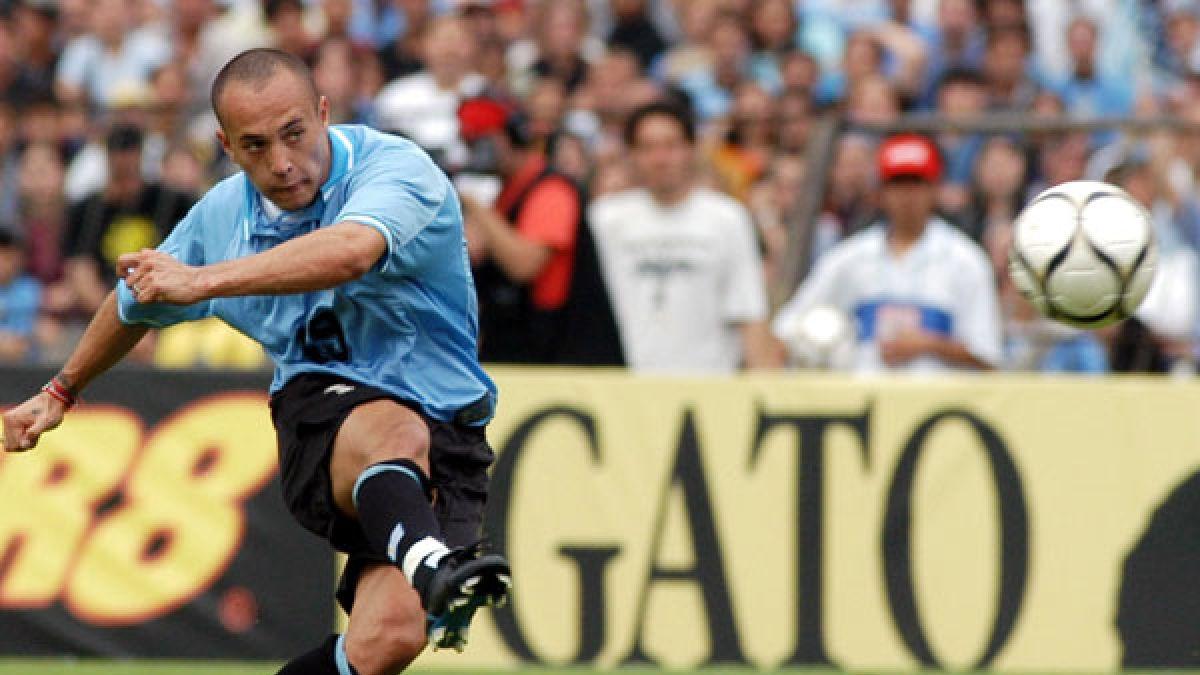 El recordado Chevantón le vuelve a poner pimienta al Uruguay-Chile