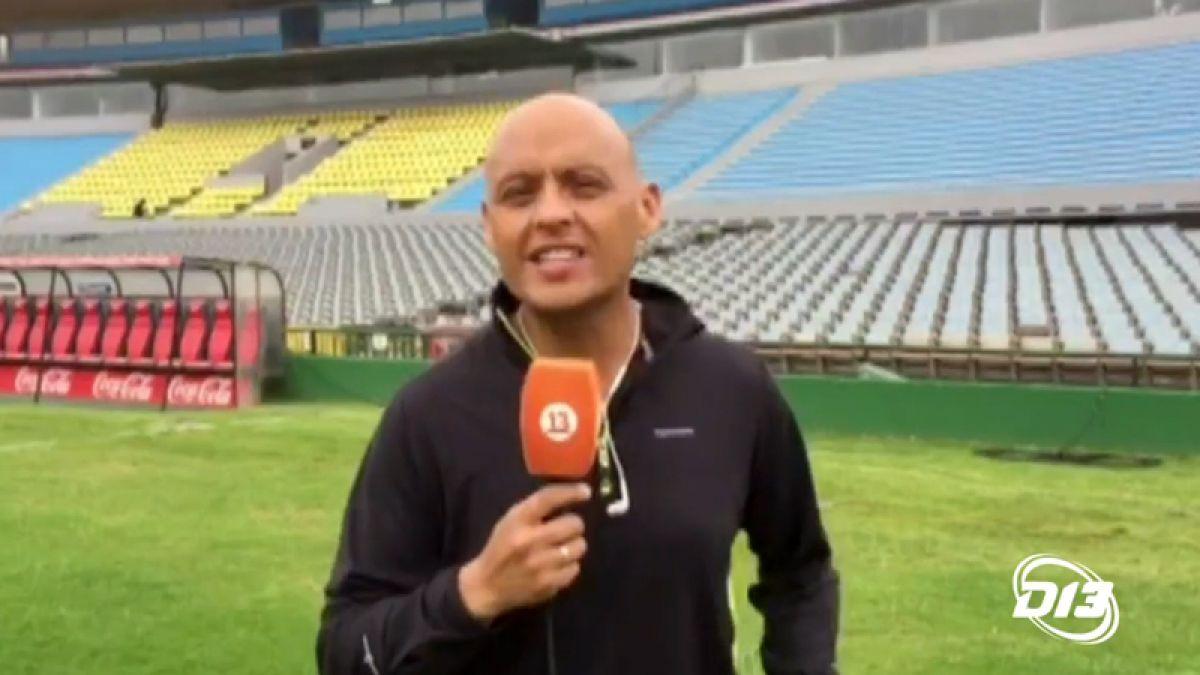[VIDEO] ¡Así está lloviendo en Montevideo! Mira el reporte de Claudio Bustios desde Uruguay