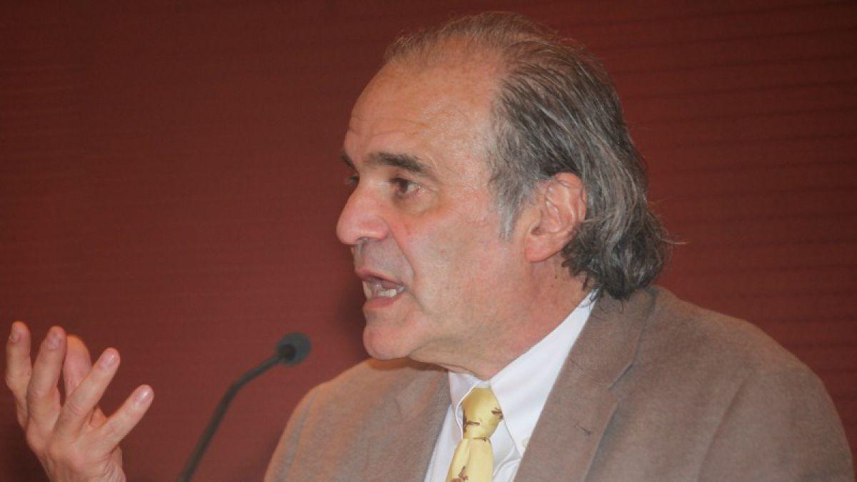 Colegio de Ingenieros Agrónomos premia a Miguel Allamand